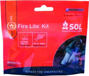 0140-1230 SOL Fire Lite Kit STRT