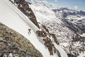 Wind River Ski Mountaineering, May 2014