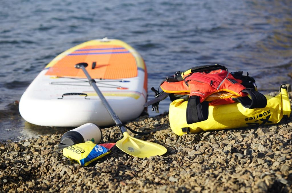 paddling safety gear
