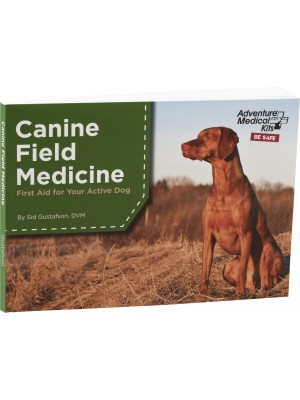 Book, Canine Field Medicine