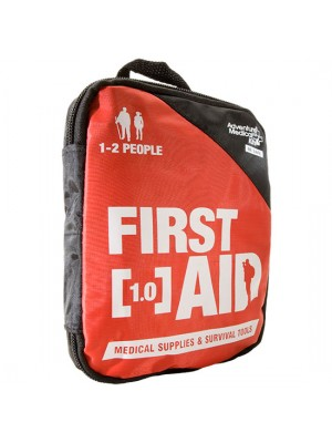 Adventure First Aid, 1.0