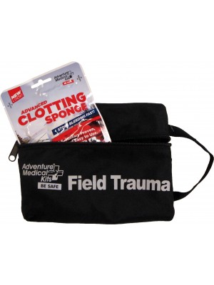 Field Trauma Kit with Advanced Clotting Sponge