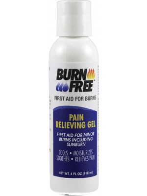 BurnFree® PAIN RELIEVING GEL 4OZ 4B-24