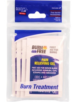 REFILL, BURN TREATMENT